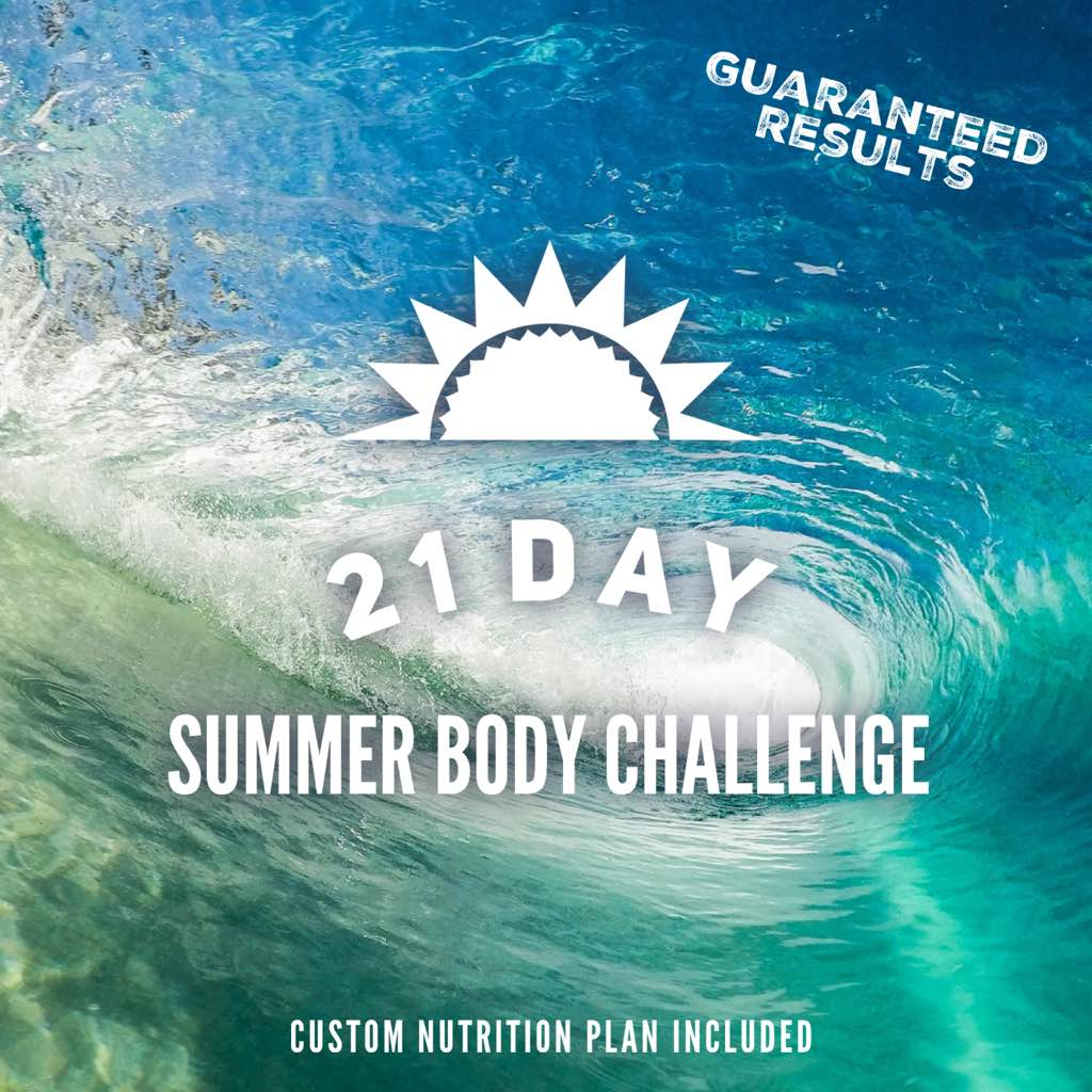 21 Day Better Body Jump Start